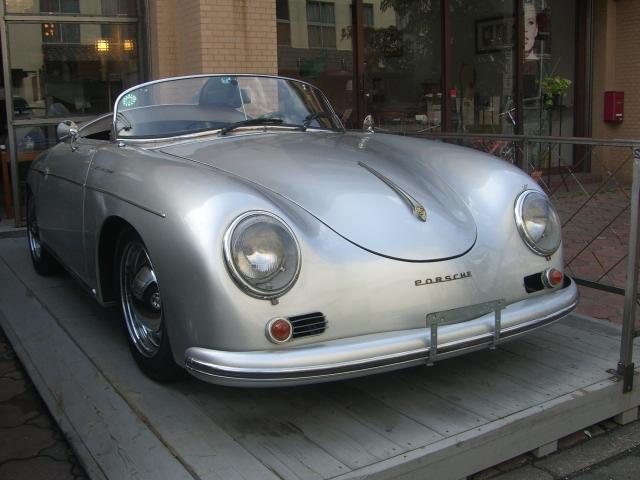 Volkswagen 356 replica