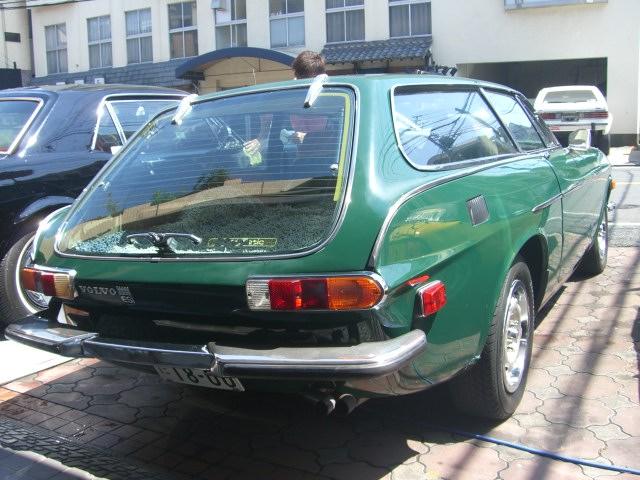 VOLVO P1800 ボルボ