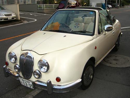 MITSUOKA Viewt cabriolet 光岡 ビュートカブリオレ