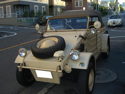 INTERMECCANICA Kübelwagen REPLICA キューベルワーゲン デソート