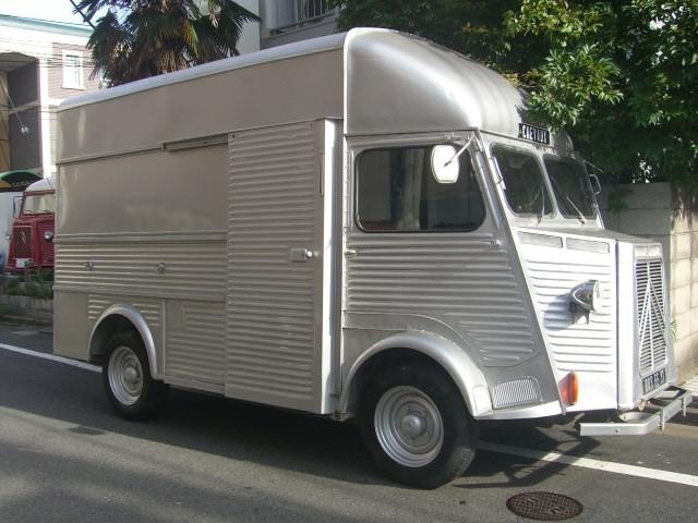CITROEN H truck トラック セミロング シトロエン デソート 中古