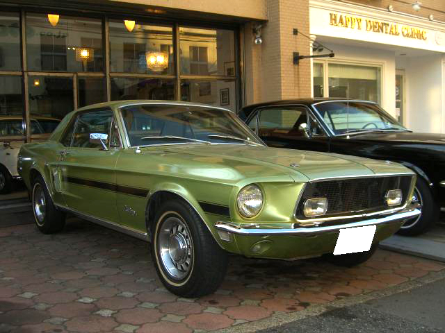 FORD MUSTANG California Special ムスタング カリフォルニアスペシャル デソート 中古