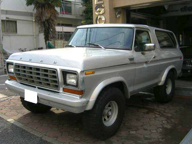 FORD BRONCO フォード ブックブロンコ デソート