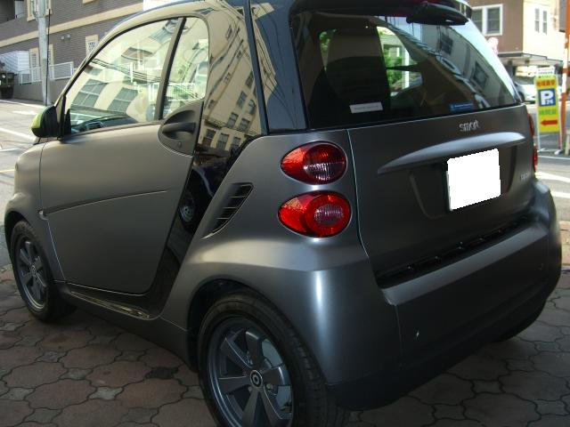 smart Greystyle (Limited Edition) スマート グレースタイル(限定車)デソート