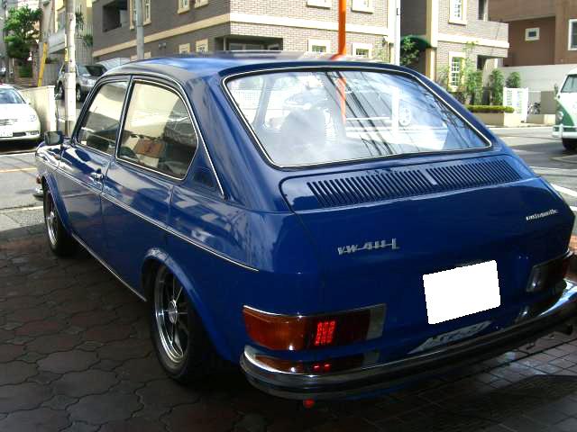 Volkswagen type4 中古車 フォルクスワーゲン タイプ4 デソート