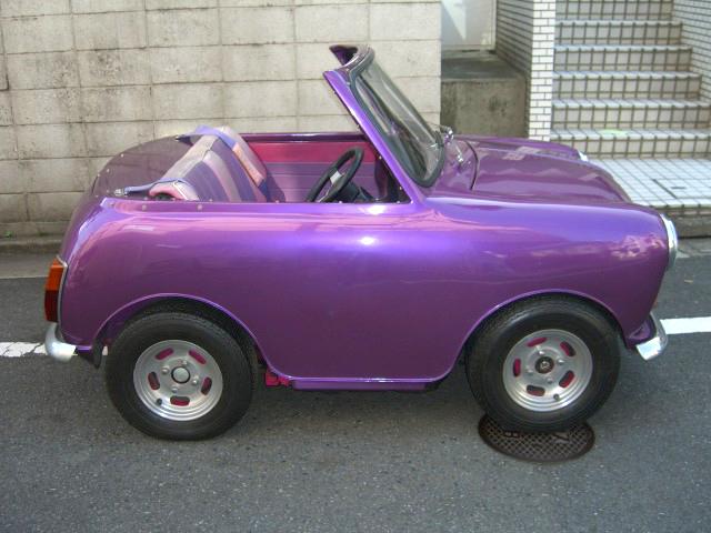 Mini Shorty ミニ チョロQ  中古車 デソート