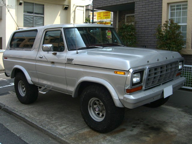 FORD BRONCO フォード ブロンコ 中古車 デソート