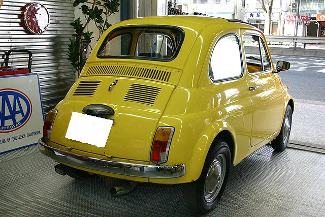FIAT 500 フィアット 中古車 デソート