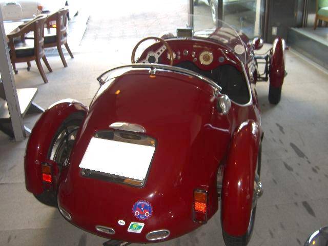 Fiat 500A Sport marino フィアット スポルトマリノ 希少 中古車 デソート