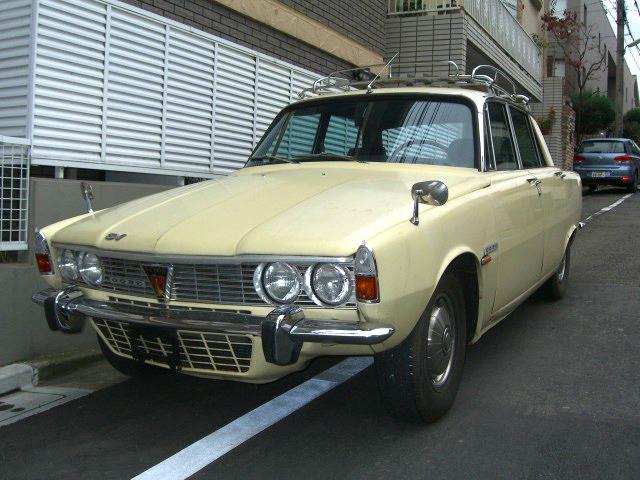 Rover P7 ローバー 中古車 デソート