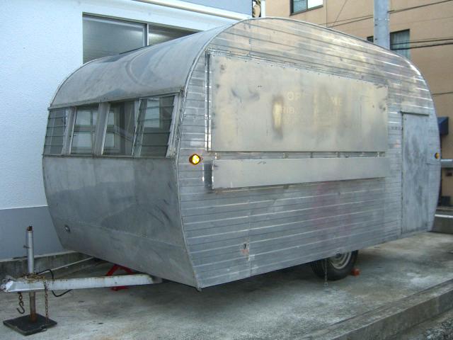 Teardrop Trailer 15F ティアドロップ 中古車 デソート